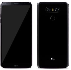"LG G6 32GB Platinum 5.7"" (Unlocked) BRAND NEW UNSEALED) Smartphone"