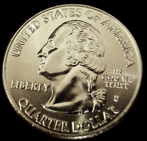 (1) Quarter from the 50 States Quarter Series ~YOU CHOOSE~ State & Mint (P or D)