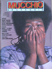 MUCCHIO 87 1985 Joan Armatrading Dream Syndicate Muddy Waters Marvin Gaye Jason