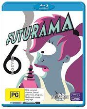 Futurama - Season 6 : NEW Blu-Ray