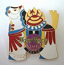 Hard Rock Cafe TOKYO 2002 Year of the HORSE PIN Decorated Chinese Zodiac #21481