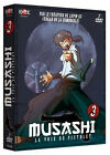 16958 // MUSASHI - BOX 3 - COFFRET 2 DVD NEUF SOUS BLISTER