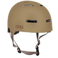 DRS BMX Bike / Skate Helmet-DRS Khaki -L/XL 58-62cm