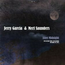 Jerry Garcia & Merl Saunders After Midnight 2-LP ~ Colored Vinyl ~ New/Sealed!