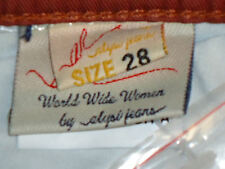 "ALYST EmbellishedUSDesignerLowRiseJeansSz28""NWoT"