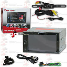 "PIONEER MVH-AV290BT 6.2"" DIGITAL MEDIA BLUETOOTH RADIO FREE LICENSE PLATE CAMERA"