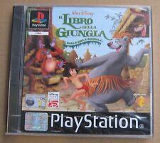 Videogame Il Libro della Giungla Playstation 1 PS1 PSX PSONE NEW&SEALED