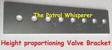 NIssan GQ GU Patrol Rear Brake Height Sensor Proportioning Valve Bracket