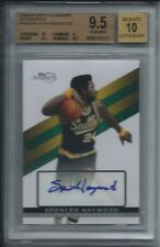 2008-09 Topps Signature Spencer Haywood Autograph BGS 9.5 10 Auto #/1179