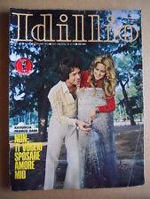 IDILLIO n°143 1974 ed. Lancio  [G577]