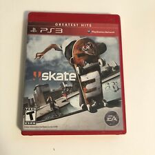 Skate 3 for PlayStation 3 / PS3 - With Case - TESTED