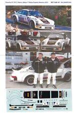 decal PORSCHE 911SC 1° RALLYE ESPANA HISTORICO SAINZ/MOYA Kitcar43 43244D