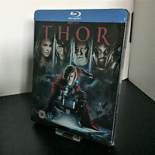 Thor Steelbook Blu-Ray Zavvi Exclusive Brand New & Sealed Sold Out