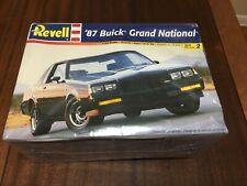 1987 Buick Grand National Kit 1/24 Revell Monogram 85-2497 Sealed Fast Shipping