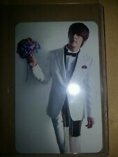 BEAST B2ST Dongwoon Midnight Sun Limited ed official Photocard Kpop K-pop