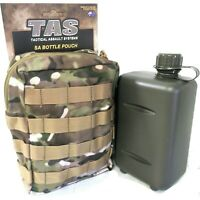 BPA Free Water Bottle With O-Ring Seal South African 2LT Military Canteen