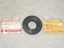 1969-76 Kawasaki H1 Mach III Triple KH 500 Crankshaft Oil Seal OEM NOS 92050-051