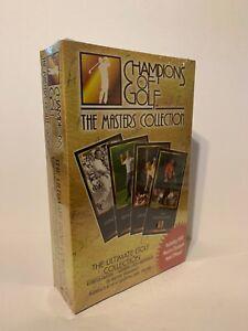 1997-98 Grand Slam Ventures Masters Set / Box - Tiger Woods (R)