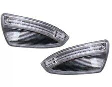 2pcs Door Mirror LED Turn Signal Light For Mercedes Benz W204 W639 C63 C300 C350