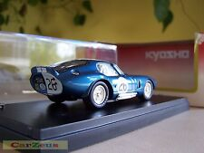 1:43 Kyosho, Shelby Cobra Daytona Coupe, #26, 1965 World Champion