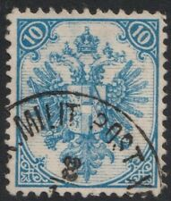 BOSNIA HERZEGOVINA 1879/94   10Kr  Good Used     (P51)