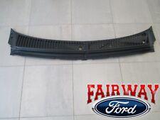 00 thru 05 Excursion OEM Genuine Ford Parts Cowl Panel Grille RH & LH PAIR - NEW