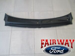00 thru 05 Excursion OEM Genuine Ford Parts Cowl Panel Grille RH & LH PAIR - NEW