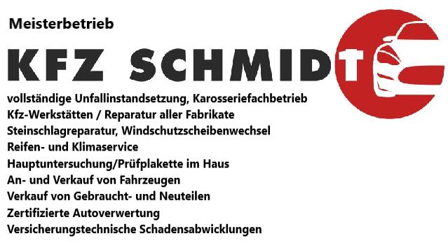 Kfz Schmidt