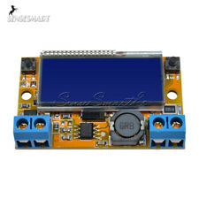 Adjustable DC-DC Step-Down Power Supply Module Voltage Current LCD Display Shell