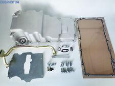 Gm Ls Retro Fit Oil Pan Low Profile Ls1 Ls2 Ls3 Aluminum, Pick Up, Gasket