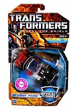 TRANSFORMERS_Reveal The Shield Collection__OPTIMUS PRIME figure_Deluxe Class_MIP
