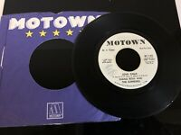 Diana Ross & The Supremes Love Child 45 Record Promo