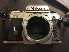 NIKON FG FILM CAMERA - EXCELLENT CONDITION