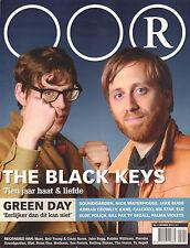 MAGAZINE OOR 2012 nr. 11 - BLACK KEYS/ELO/SOUNGARDEN/GREENDAY/KANE
