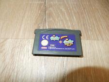 EUR GBA: SuperSponge: 2x Spongebob  Loose Game Nintendo Game Boy Advance
