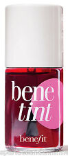 Benefit Benetint Rose Tinted Lip & Cheek Stain 4ml X 3 Travel Size Tint