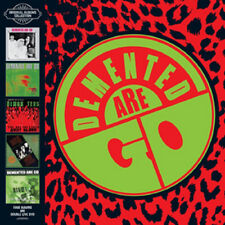Demented Are Go : Demented Are Go: Original Albums Boxset CD (2014) ***NEW***