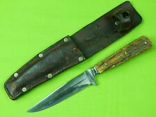 Vintage 1960's- 70's German Germany PUMA Bayernmesser Echter Pumaster Boot Knife