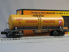 MTH RAILKING UNION PACIFIC MODERN TANK CAR O GAUGE train tanker up 30-73511 NEW