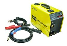 Soudure périphérique Inverter MIG MAG MMA arc 250 A IGBT sans gaz 1 kg fülldraht gratuit