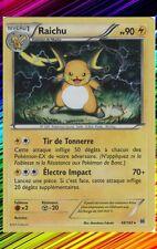 Raichu Holo - XY8:Impulsion Turbo - 49/162 - Carte Pokemon Neuve Française