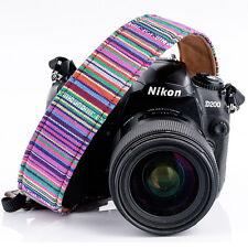 DSLR Camera Shoulder Strap Neck Strap Hand Grip For Canon Nikon Sony Free VS1039
