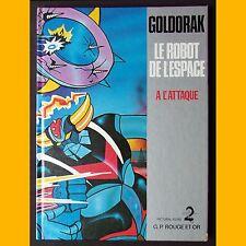 GOLDORAK le robot de l'Espace A L'ATTAQUE 1978