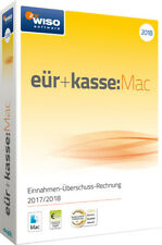 WISO eür+kasse:Mac 2018 - CD & Handbuch