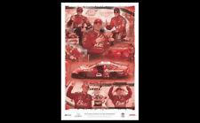 Rare Dale Earnhardt Jr. TALLADEGA FOUR 2001-2003 Vintage NASCAR Premium POSTER