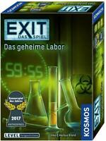 KOSMOS 692742 - EXIT - Das Spiel - Das geheime Labor NEU