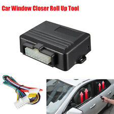 New Automatic Window Closer Module with Harness For 4 Door Car Power Roll Up Kit