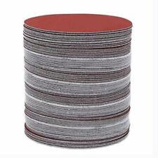 40pcs/Set 3inch 75-80mm Round Sandpapers Disk Sanding Disc Kit For Grit 320~2000