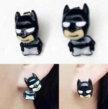 new Black Knight Bat shake body earring ear stud earrings studs jewelry
