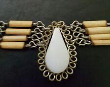 Hook & Eye Stone Beaded Fashion Bracelets